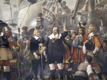 Christian IV på Trefoldigheden