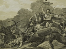 Apronius defeated by the Frisians (28 AD)