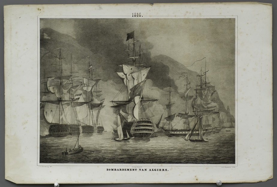 Bombardment of Algiers (1816)