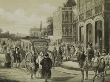 Treaty of Ryswick (arrival of representatives at Huis Nieuwburg) (1697)