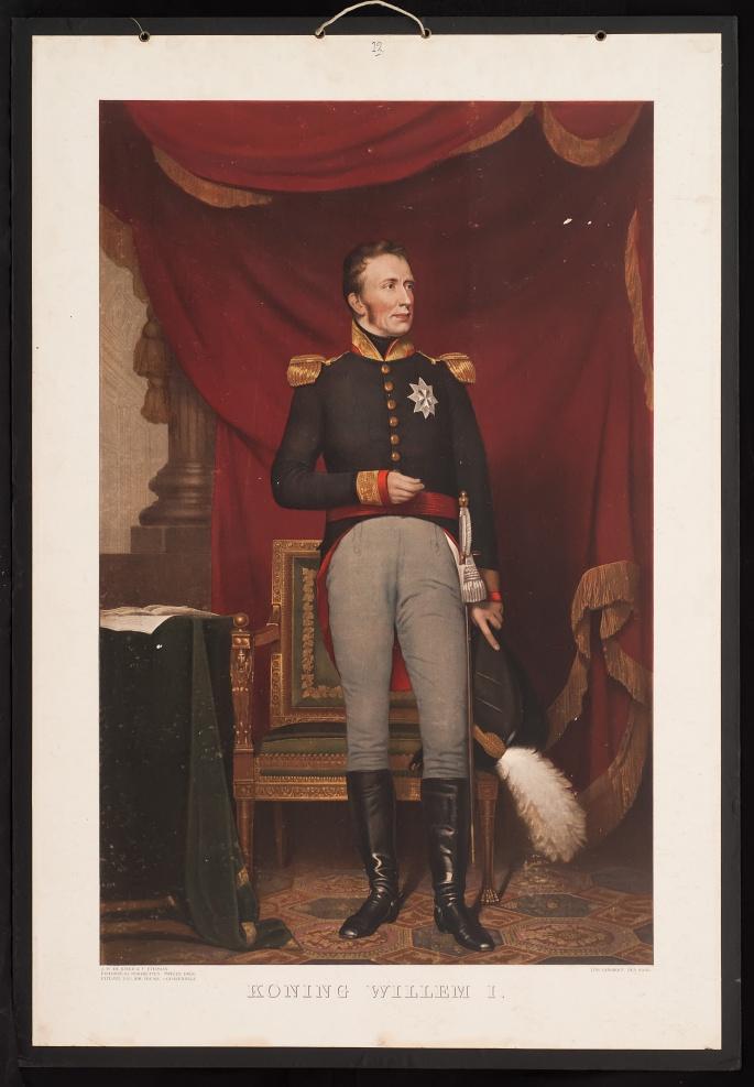 Koning Willem I.