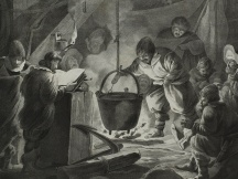 Heemskerk's hibernation on Nova Zembla (1596)