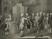 William V and the heroes of Doggersbank (1781)