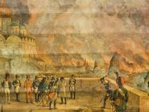 Brand van Moskou, 1812.