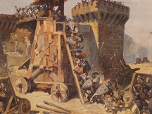 The siege of Jerusalem by the First Crusade