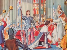 Joan of Arc and the coronation of Charles VII
