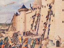 Assault on the castle