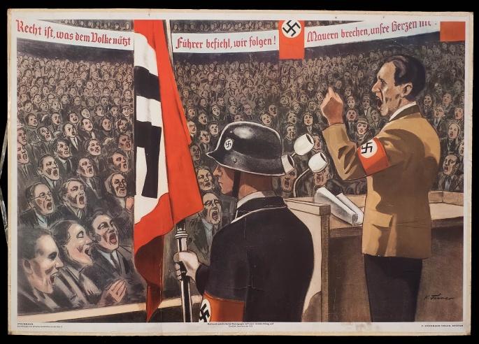 Demagogy of National Socialism
