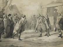 Meeting between Prince Maurice and Spinola (1608)